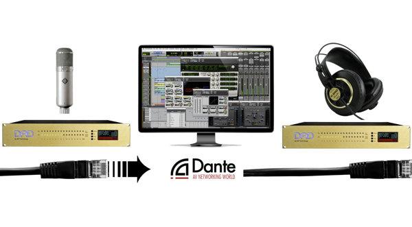 Dante IP Audio